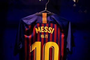 Jugadores de Barcelona lucirán sus nombres en chino ante Real Madrid