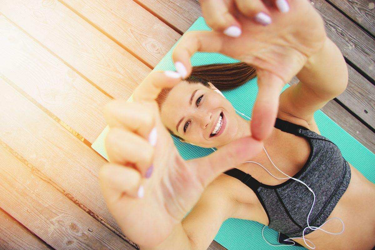 Descubre el triángulo de oro para mejorar tu salud y estado físico