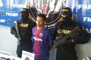 """Detienen al """"Ozuna"""" de la  pandilla Mara Salvatrucha (MS-13) en Honduras"""