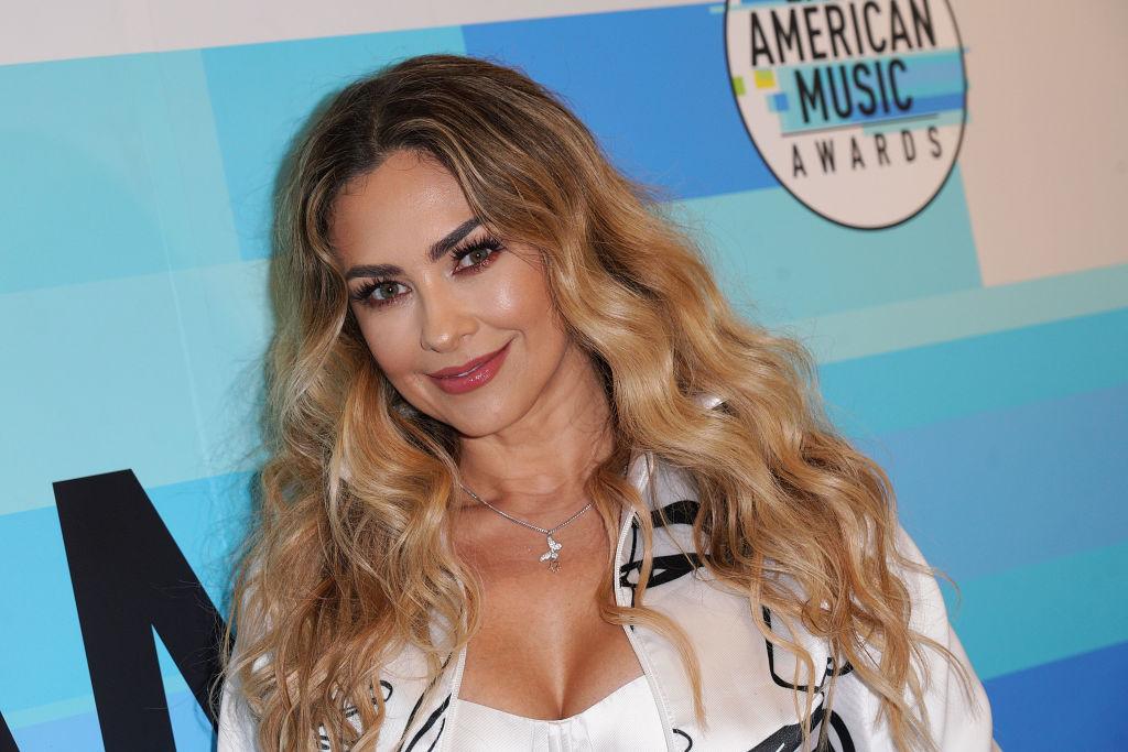 Aracely Arámbula, actriz mexicana.
