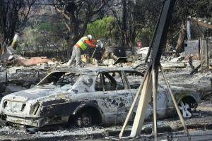 EPA retira artículos inflamables de áreas afectadas por fuegos