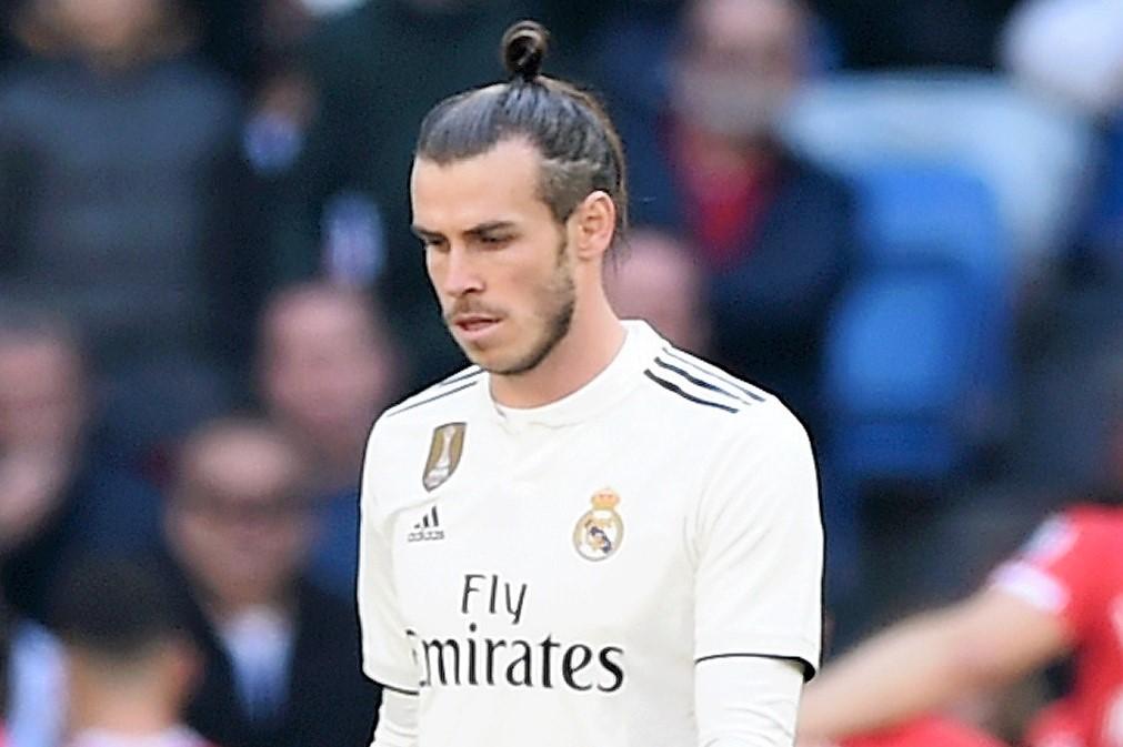 El futbolista galés Gareth Bale no está a gusto en el Real Madrid.
