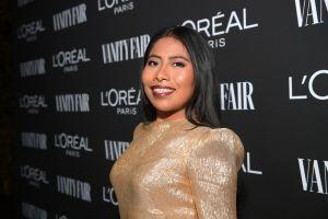 Yalitza Aparicio se convierte en embajadora de lujosa marca de autos