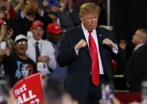 Inesperada victoria de Trump en los tribunales