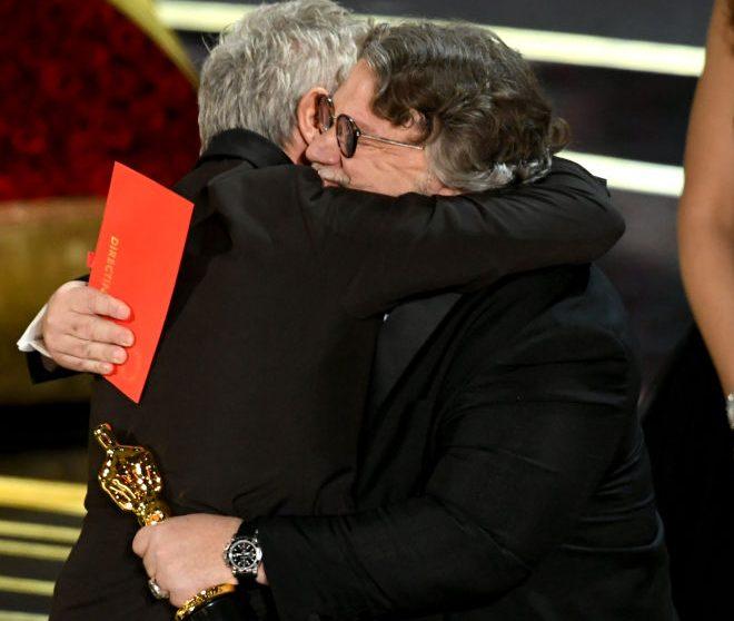 """Alfonso Cuarón ganó el Óscar como Mejor Director: """"Gracias, México"""""""