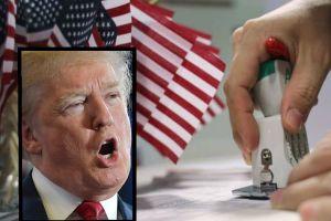 """El """"muro invisible"""" de Donald Trump: conseguir una visa o una """"Green Card"""" es ahora mucho más difícil"""