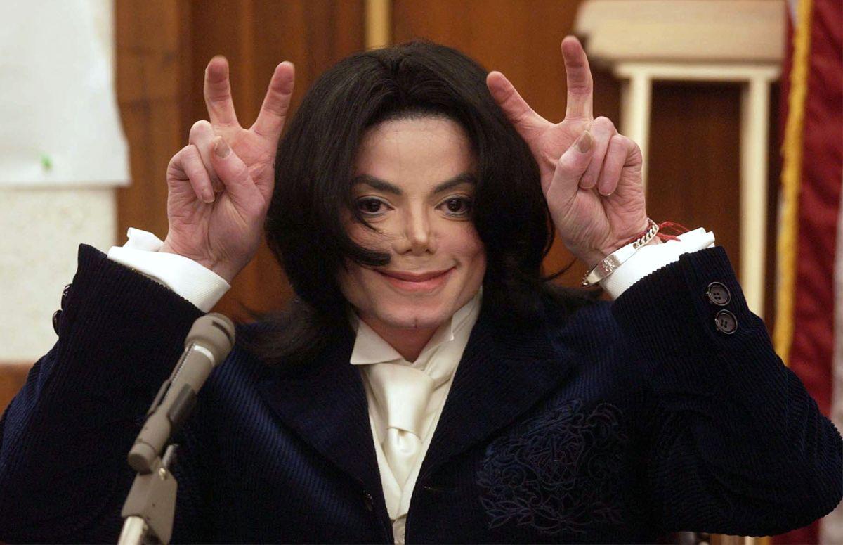 Michael Jackson murió en 2009.