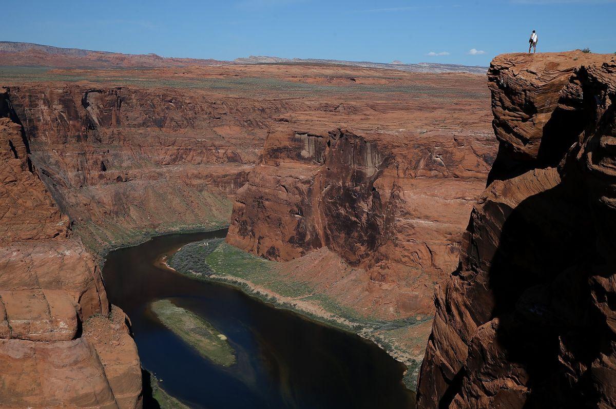 Aprueban plan para evitar que reservas del Río Colorado bajen a niveles críticos