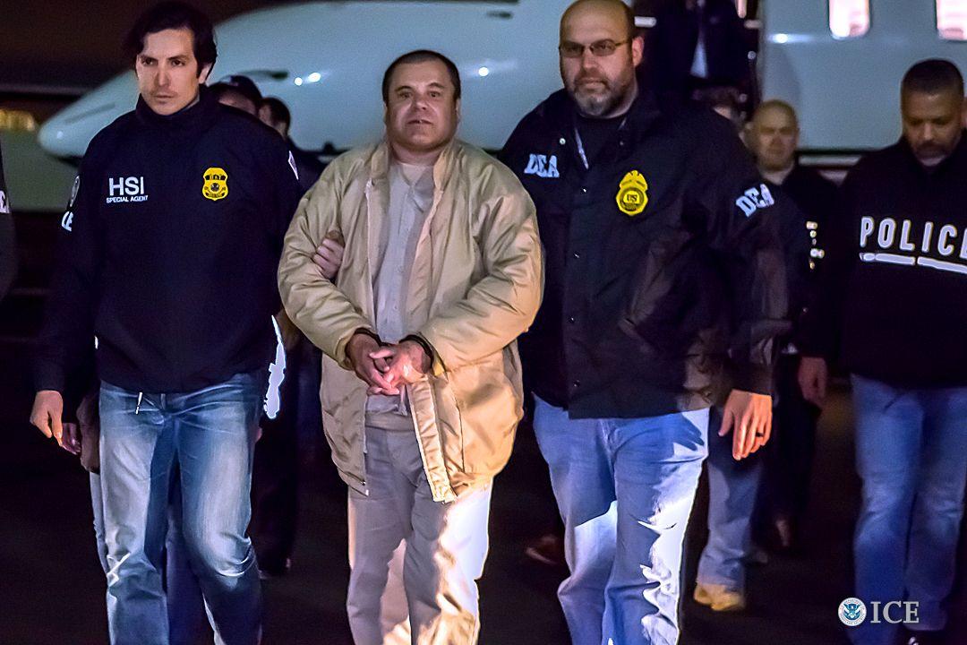 """Dan cadena perpetua a narco vinculado a """"El Chapo Guzmán"""" en Filipinas"""