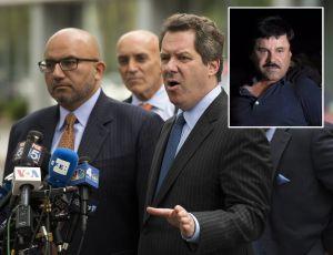 """Abogado de """"El Chapo"""" lanza """"teoría de conspiración"""" tras perder el juicio"""