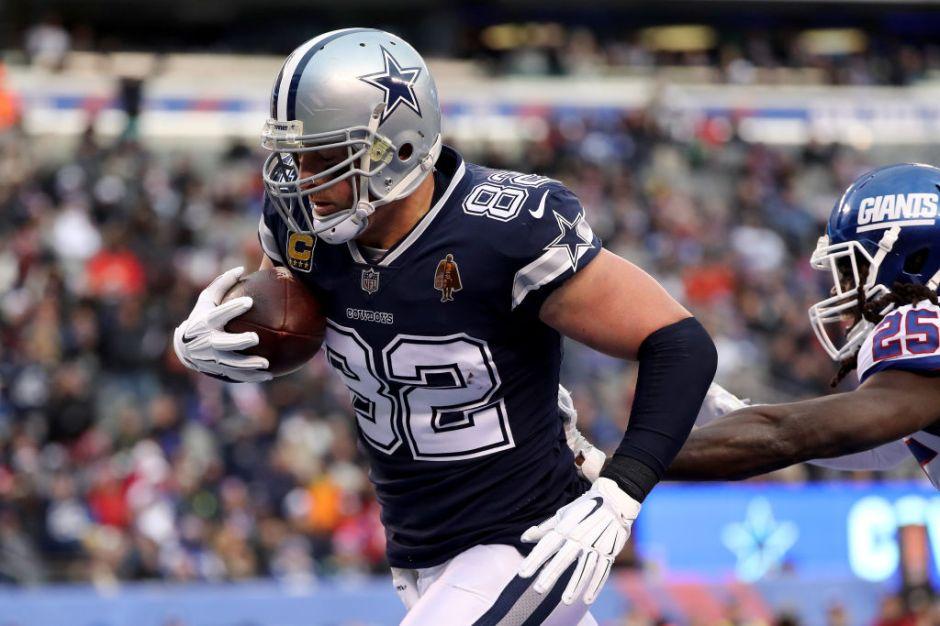 Sorpresa en la NFL: Jason Witten deja el retiro y regresa con Dallas Cowboys