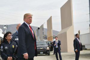 Trump pedirá $8,600 millones de dólares para muro fronterizo
