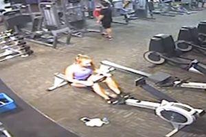 Le da un paro cardíaco mientras se ejercitaba en el gimnasio