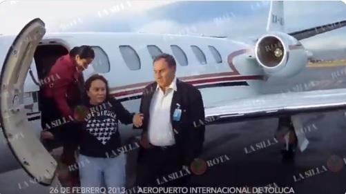 """""""No estoy austada"""", así detuvieron a Elba Esther Gordillo en el gobierno de Peña Nieto"""