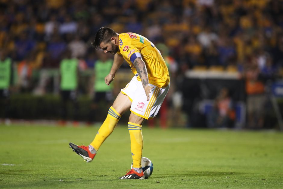 ¡Tigres viaja a CDMX sin su goleador! Gignac se perderá el partido contra el América