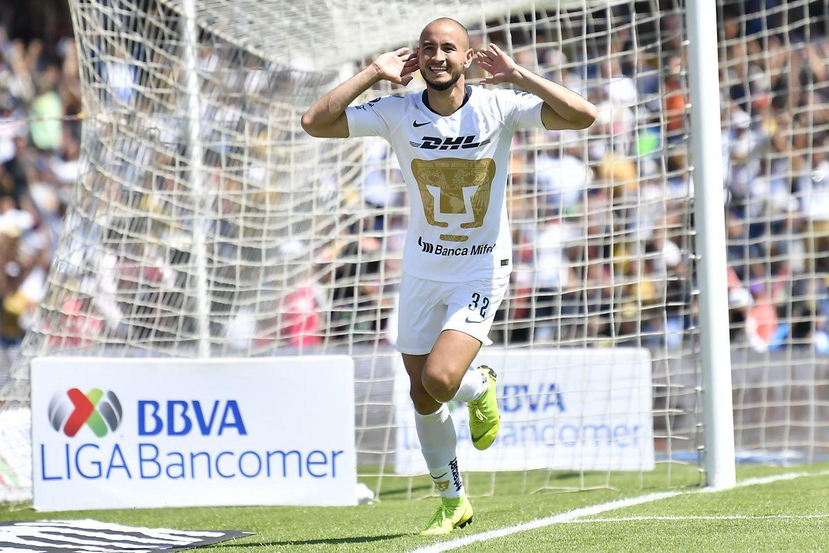 Pumas se llevó el Clásico capitalino y Nico Castillo fue una sombra con América