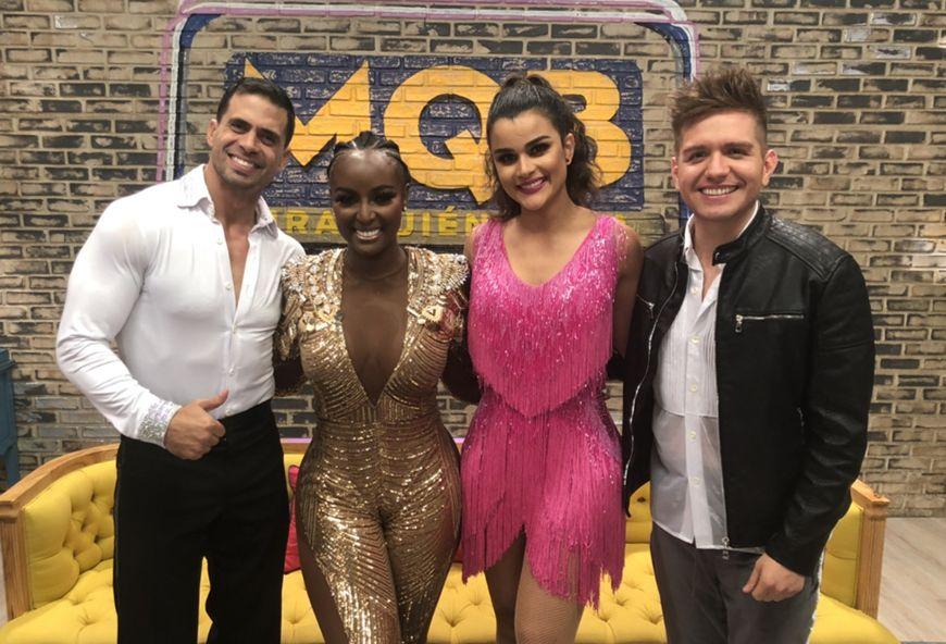 Ellos son los finalista de 'Mira Quién Baila All Stars'