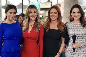 Así fue el regreso de Myrka Dellanos y María Celeste Arrarás a 'Primer Impacto'