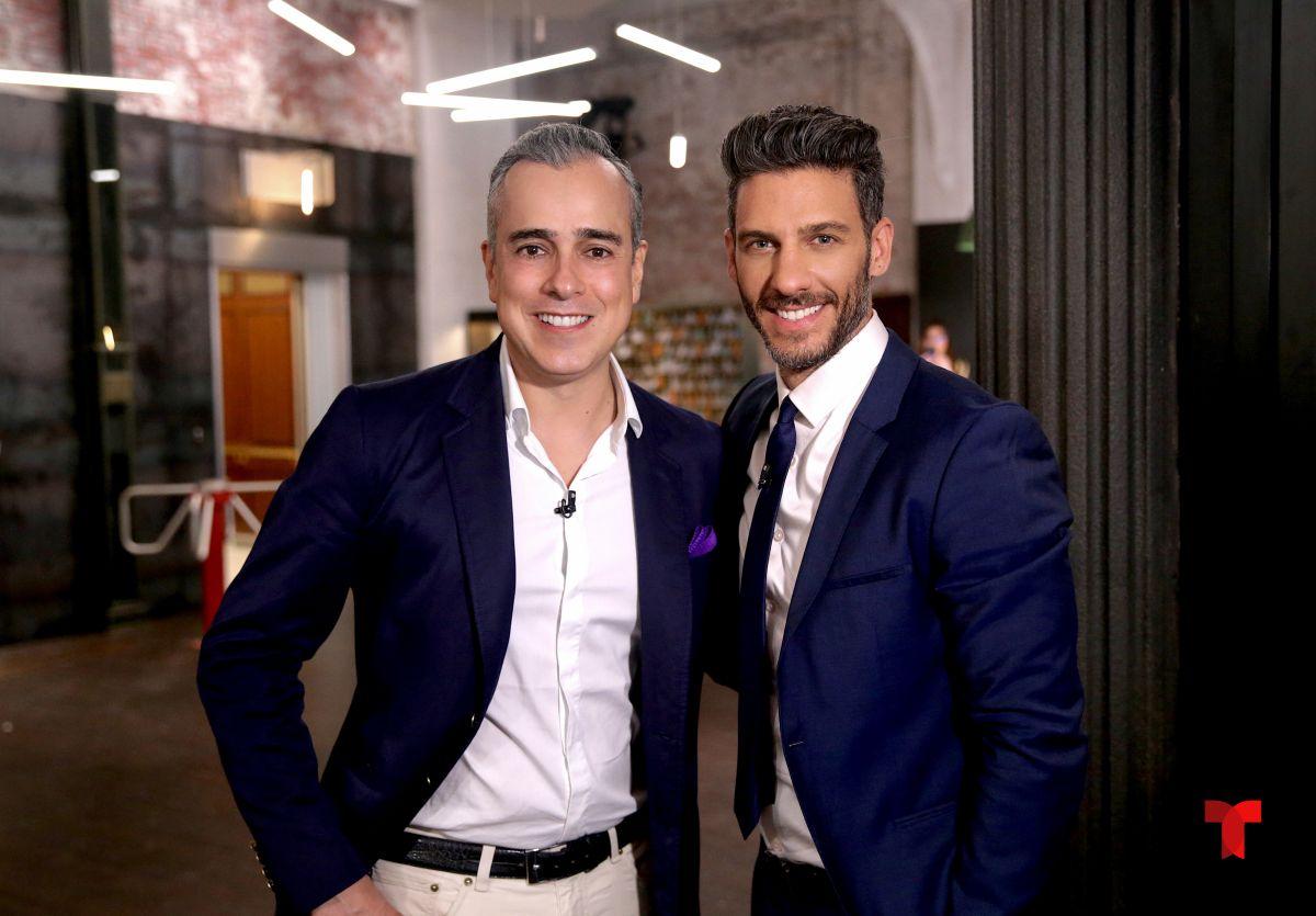 Jorge Enrique Abello de 'Yo soy Betty, la fea' y su encuentro con 'Betty en NY' de Telemundo