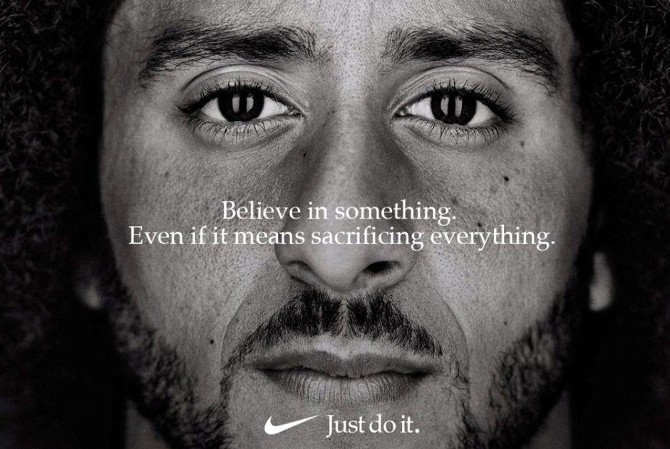 Dueño de tienda deportiva boicoteó a Nike por su apoyo a Kaepernick… hoy está en quiebra