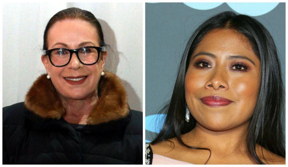 """""""Yo también tuve una Cleo"""": Laura Zapata no puede dejar de hablar de Yalitza Aparicio"""