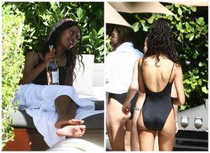 Las imágenes de Malia Obama de las que todos hablan: bebiendo sin tener la edad y en traje de baño