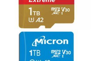 Memorias de 1 Terabyte, el espacio ahora no será problema