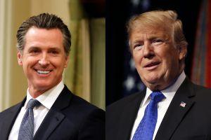 Gobernador de California combate plan de Trump sobre control del agua en el estado