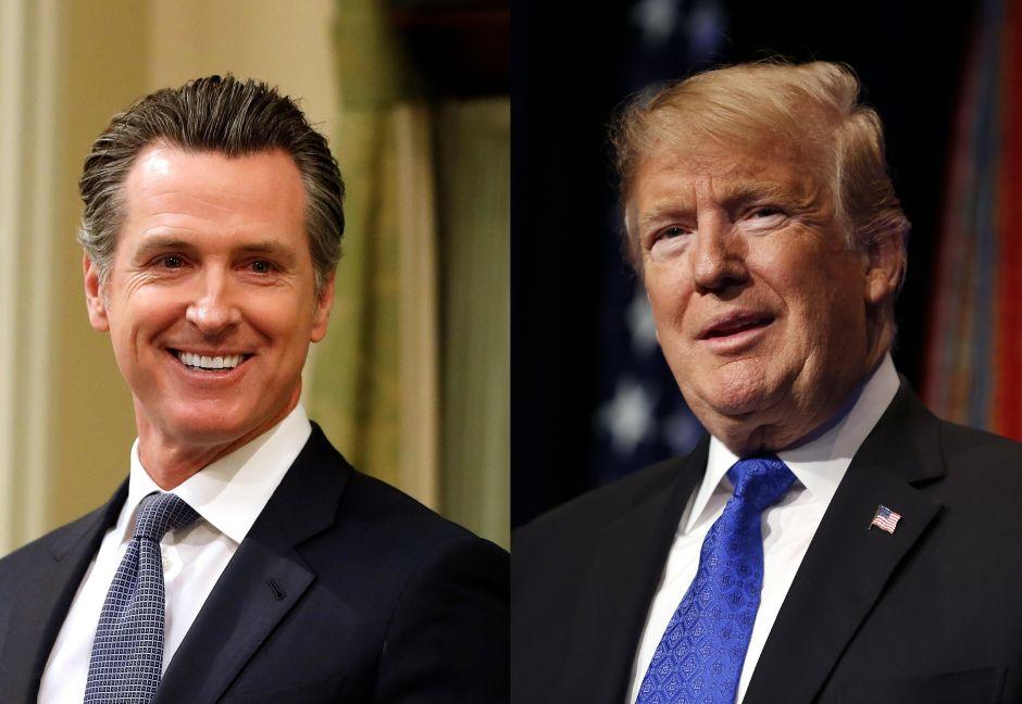 California responde ante propuesta de Trump de enviar indocumentados a ciudades santuario