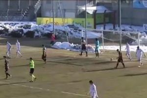 Partido de once contra siete en Italia termina con una goliza de 20-0