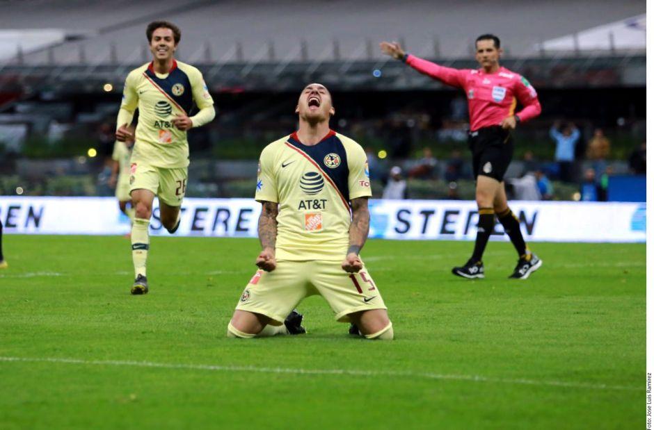 Nicolás Castillo fue de lo ridículo a lo sublime con el América ante Lobos BUAP