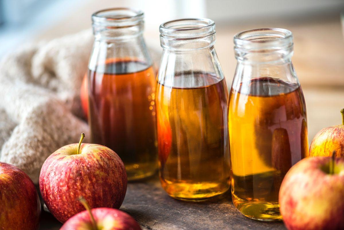 La manzana es uno de los antiácidos naturales más efectivos.