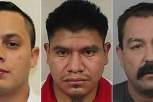 Los tres mexicanos que encabezan la lista de los diez más buscados por ICE