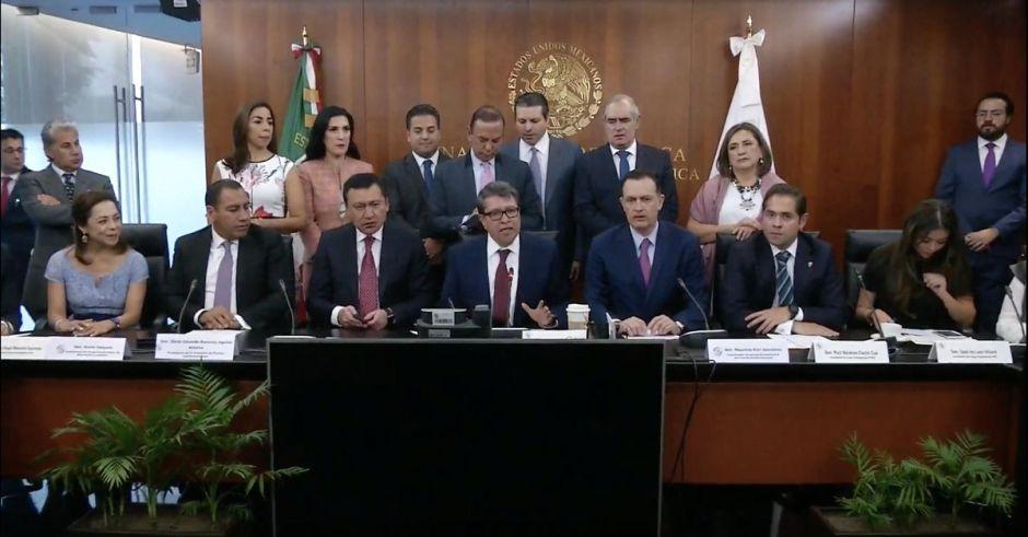 México:  Senado avala la polémica Guardia Nacional con mando civil