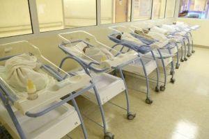 ¡Sorprendente! da a luz a septillizos en parto natural