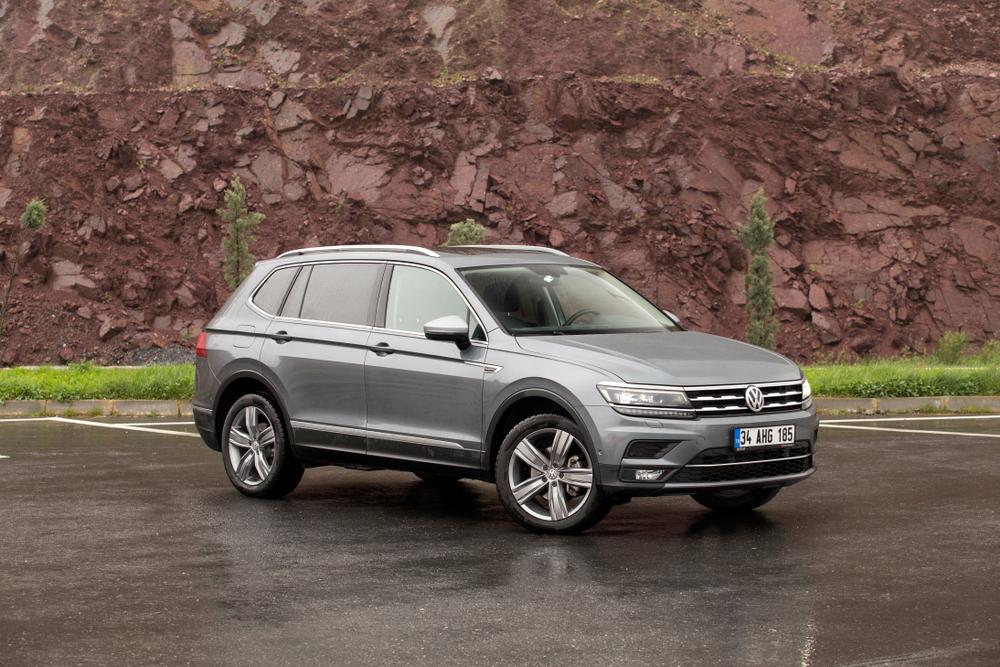 El Volkswagen Tiguan es la mezcla perfecta entre tecnología y espacio