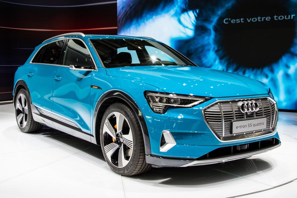 Audi E-Tron GT Concept tiene todo para competir contra el Tesla Model S