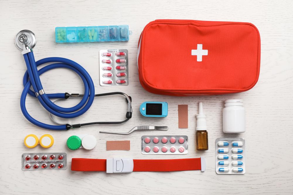 Los 5 mejores kits de primeros auxilios que debes tener en caso de una emergencia