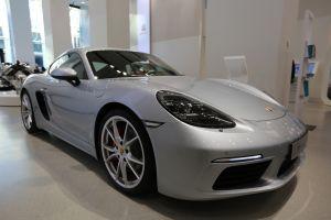 5 cosas fascinantes que no conocías del Porsche 718 Cayman