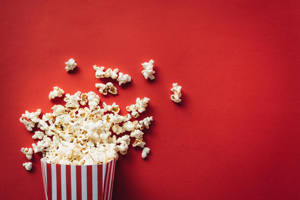 3 máquinas caseras de popcorn para las tardes de películas en casa