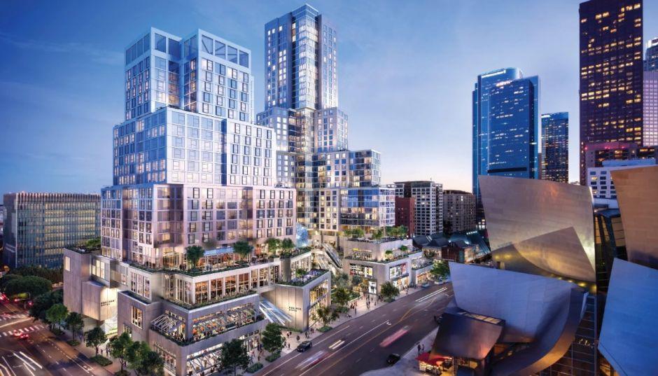Nuevo mega proyecto comienza su fase de construcción en Los Ángeles