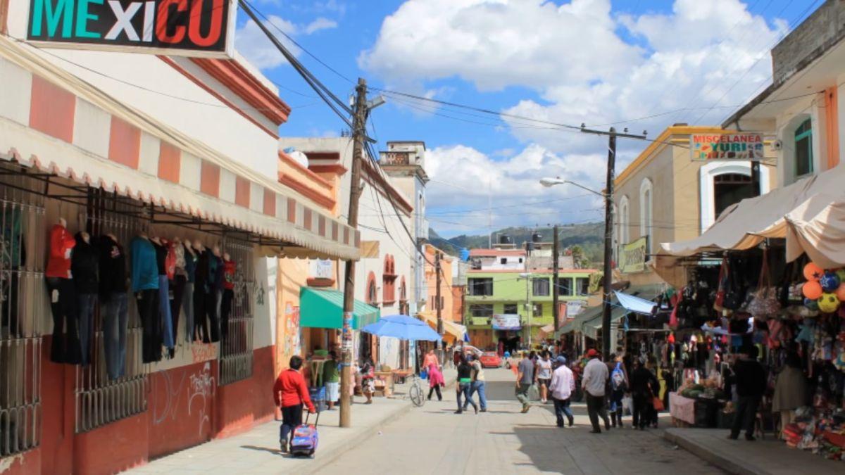 Tlaxiaco, Oaxaca,