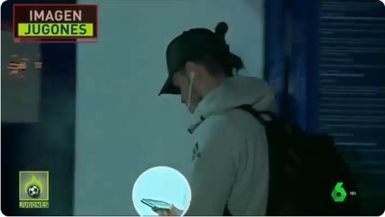 Gareth Bale prefiere ver un torneo que se disputa en México y lo destrozan en redes