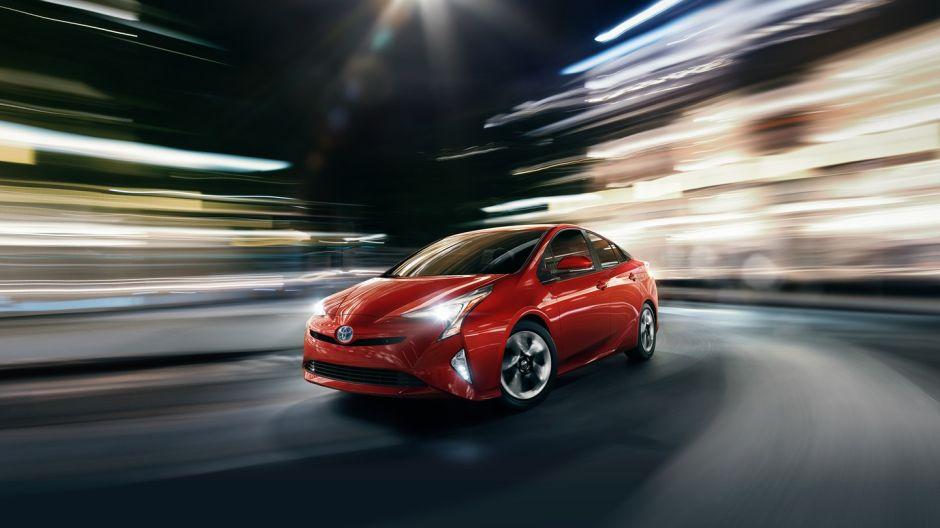 ¿A qué autos nuevos venció el Toyota Prius en una prueba de ´drifting´?