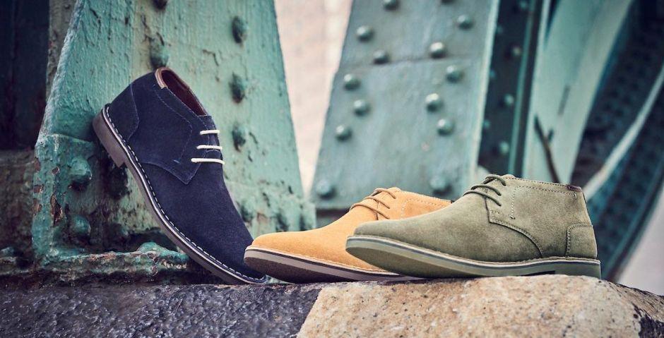 6 estilos de zapatos casuales Kenneth Cole en cuero para hombres por menos de $60