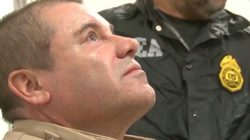 Mhoni Vidente predice más nombres de políticos y famosos en el nuevo juicio del Chapo Guzmán