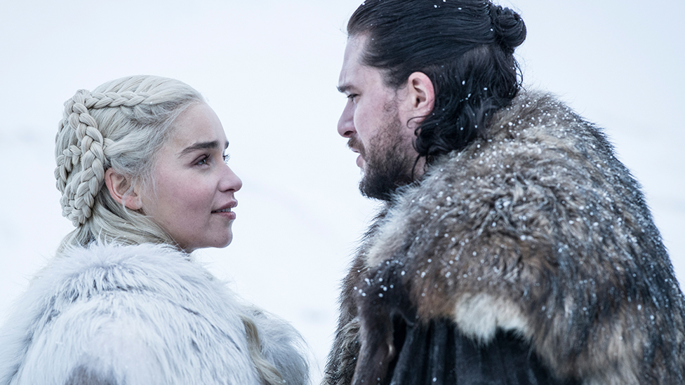 ¿Cómo se desarrollará la relación entre Daenerys Targaryen y Jon Snow?