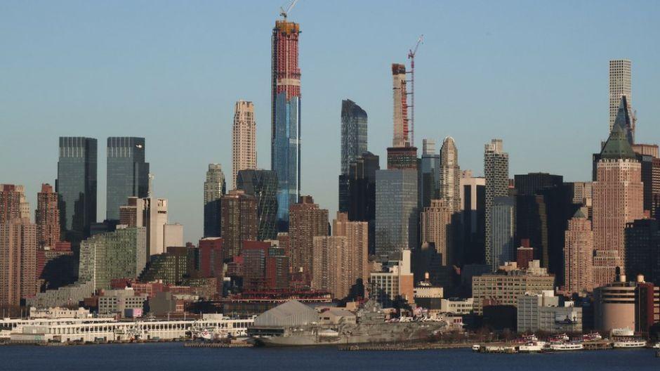 """El boom de rascacielos """"superdelgados"""" en Nueva York: un penthouse por $238 millones"""