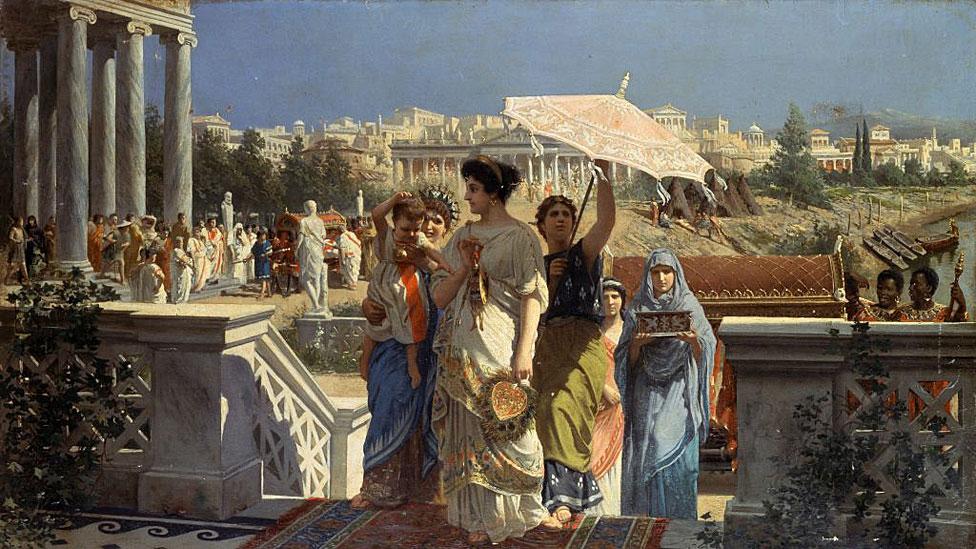 Cómo era la vida de los romanos pobres cuando el Imperio era rico y poderoso