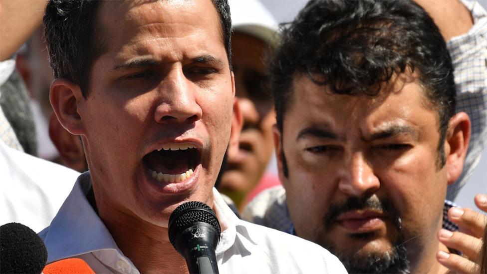 Oposición denuncia detención de Roberto Marrero, mano derecha de Juan Guaidó